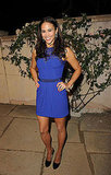 Paula Patton at a Miu Miu party.