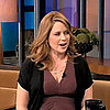 Jenna Fisher Reveals Baby's Sex on The Tonight Show with Jay Leno