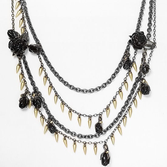 Marc by Marc Jacobs Last Dance Necklace, $148
