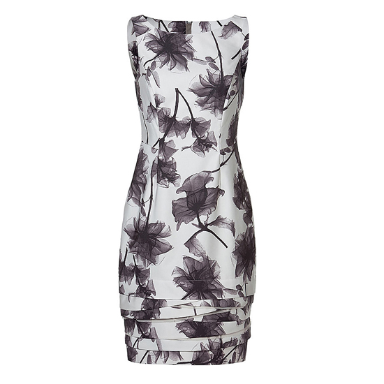 Jason Wu Floral Shift Dress, $2,065