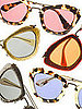 Miu Miu Fall 2011 Sunglasses  Noir Collection [Pictures]