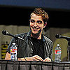 Breaking Dawn Comic-Con Panel With Robert Pattinson, Kristen Stewart, and Taylor Lautner