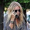 Mary-Kate and Ashley Olsen Pictures Arriving at an NYC Hotel
