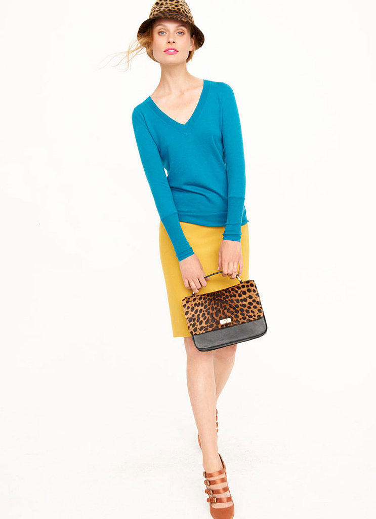 J.Crew's Higher-End Collection Gets a Fall 2011 Lookbook