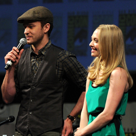In Time Comic-Con Panel