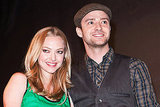 Amanda Seyfried and Justin Timberlake