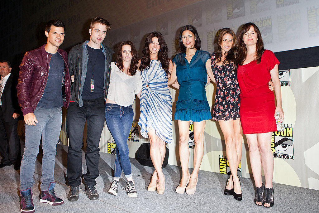 Breaking Dawn Part I Panel