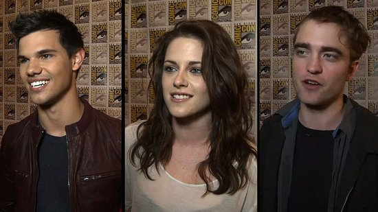 Video: Twilight Takes Over Day One at Comic-Con — All the Highlights You Need to Know!