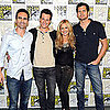 Sarah Michelle Gellar and CW's Ringer Cast Comic-Con Pictures