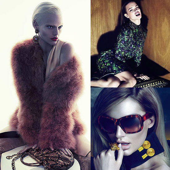 Fall 2011 Campaign Roundup, Part III — Givenchy, Giorgio Armani, and More