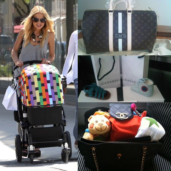 Rachel Zoe's Baby Skyler Has a Closet Full of Designer Goods