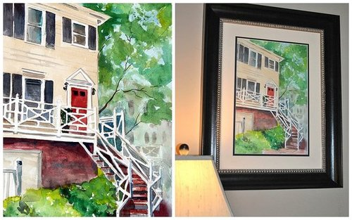 Tips on Framing Paintings and Prints