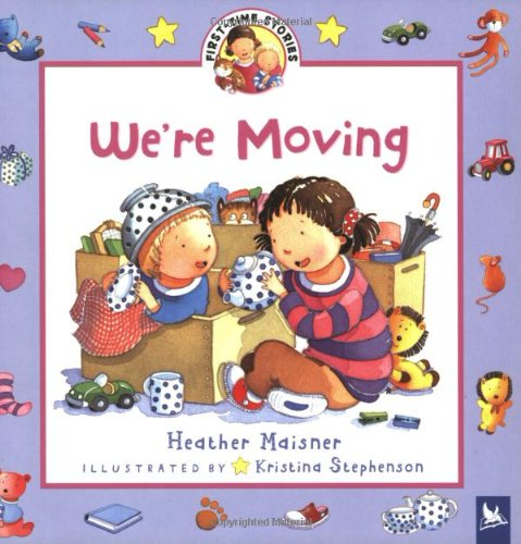 We're Moving ($5)