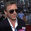 Cowboys and Aliens Premiere at Comic-Con With Olivia Wilde, Daniel Craig, and Harrison Ford (Video)