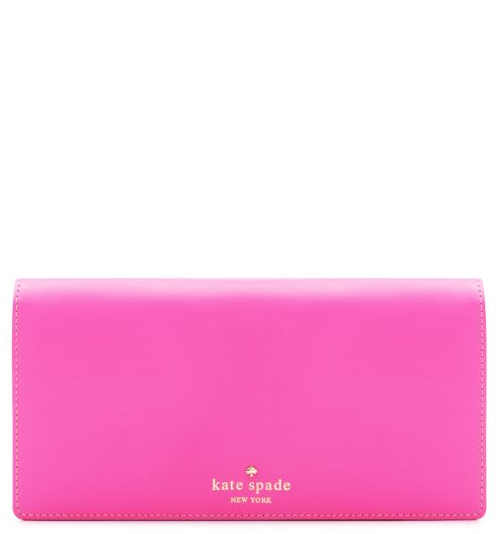 Kate Spade Mercer Street Travel Wallet ($158, originally $225)