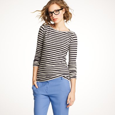 Best Basics: Striped Top