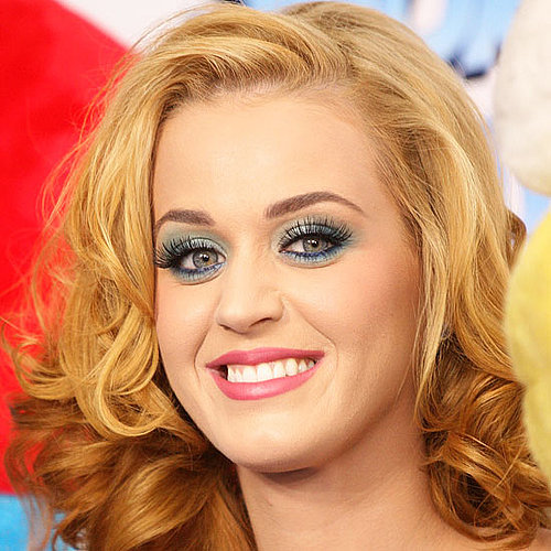 Katy Perry Goes Blonde!