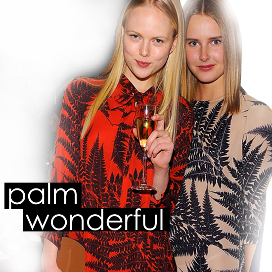 Shop Leaf Prints — Pre-Fall and Summer 2011 Trend