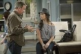Tim Allen and Molly Ephraim in ABC's Last Man Standing.  Photo copyright 2011 ABC, Inc.