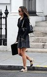 Pippa Middleton in a blazer.