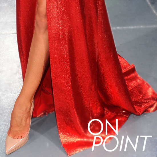 Celebrity Lookbook: The Pointy-Toe Pump