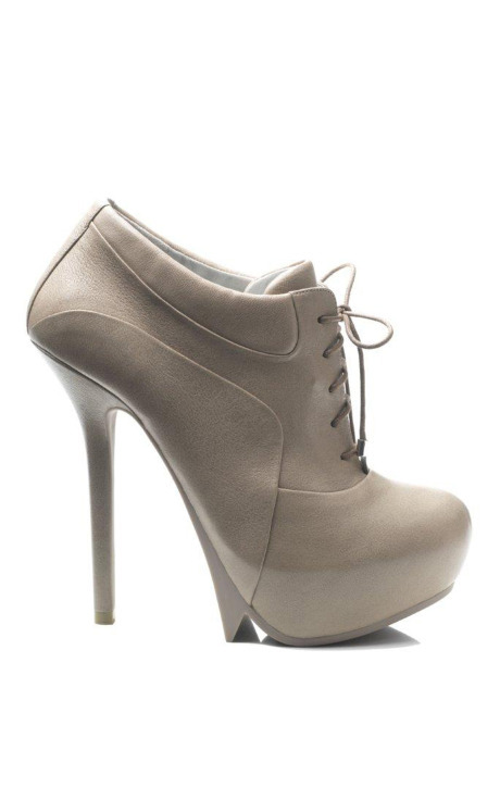 Lace Up Bootie, $850