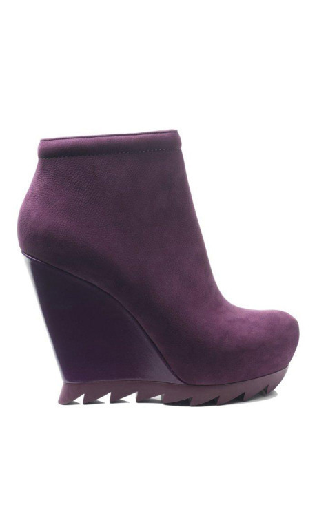 Ankle Wedge Boot, $588