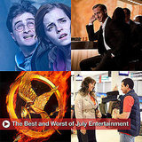 Buzz Backtrack: The Best and Worst of July Entertainment