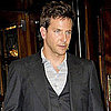 Bradley Cooper Leaving His London Hotel in a Suit Pictures