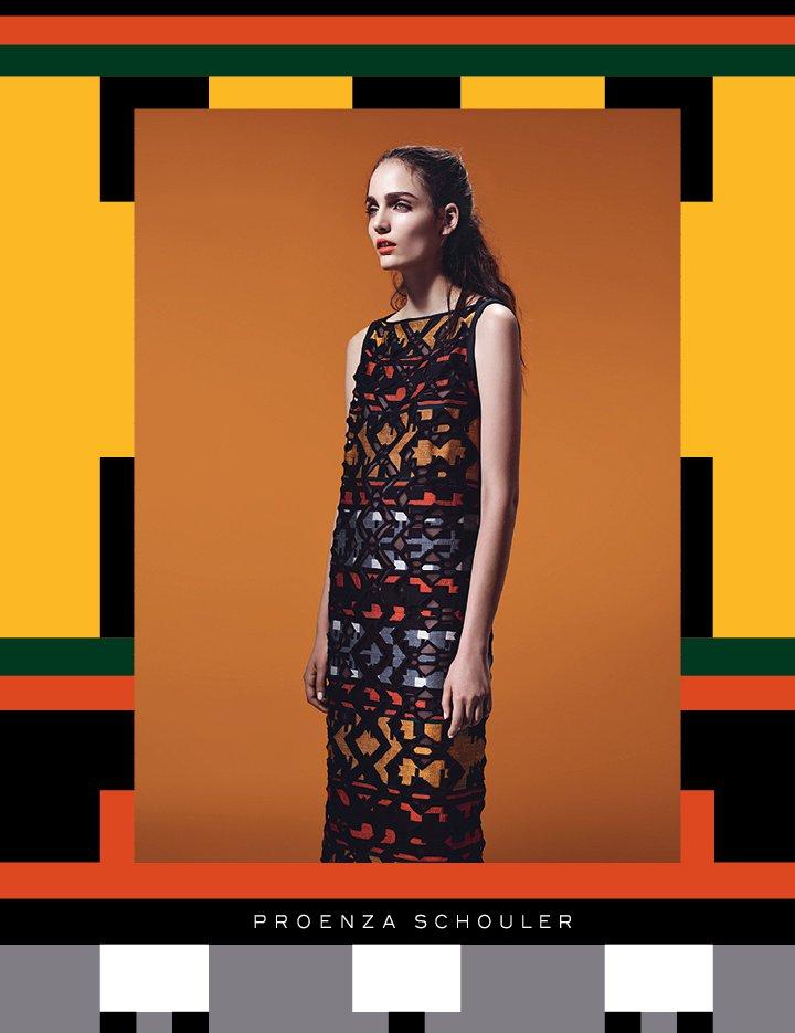 Proenza Schouler Fall 2011 Ad Campaign