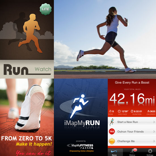 Cheap Running Apps For the iPhone