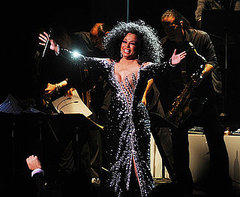 Diana Ross at Golden Gate Theatre September 16 Tickets