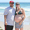 Kevin Federline and Victoria Prince Pregant Bikini Pictures