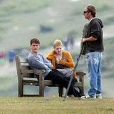 Dakota Fanning Shares a Romantic Scene With Her Cute Costar