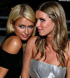 Nicky Hilton and Paris Hilton struck a pose.