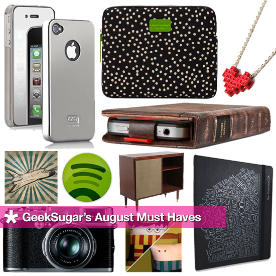 Must Have Gadgets For August
