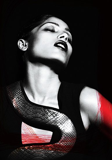 Freida Pinto For Interview Magazine