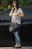 Courteney Cox stepped out in LA.