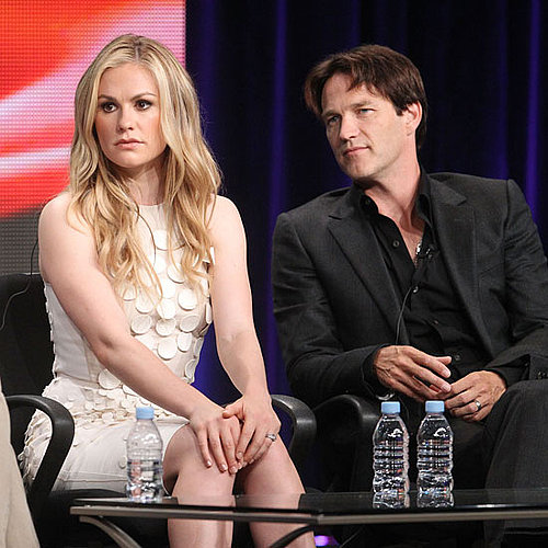 Pictures of Anna Paquin and Stephen Moyer at HBO True Blood TCA Panel