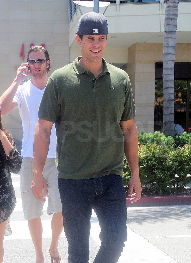 Kris Humphries felt like it was a baseball hat kind of day.