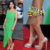 Freida Pinto's Rise of the Planet of the Apes LA Premiere Look From All Angles