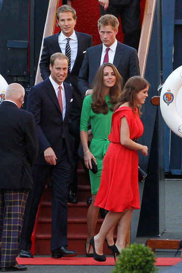 Will and Kate Attend Boat Party For Zara: What Do You Think of Pre-Wedding Parties?