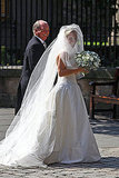 Zara Phillips's wedding dress.