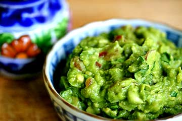 Low Carb Recipes - Guacamole Dip Recipe