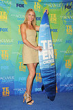 Cameron Diaz Talks High School Drama and Fashion Trends at Teen Choice Awards
