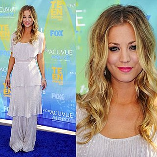 Kaley Cuoco at 2011 Teen Choice Awards
