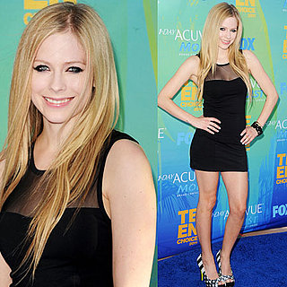 Avril Lavigne at 2011 Teen Choice Awards
