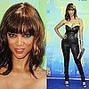 Tyra Banks at 2011 Teen Choice Awards