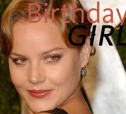 Happy Birthday Abbie Cornish