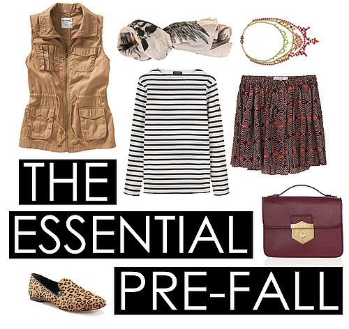 Shop Pre-Fall Essentials — Summer/Fall 2011 Trends